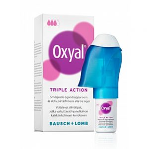 Oxyal Triple Action, 10 ml