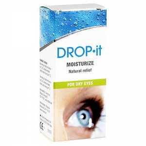 DROP-it Moisturize For dry eyes, 10 ml