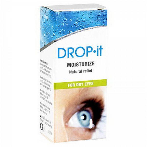 DROP-it Moisturize For dry eyes, 10 ml