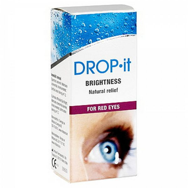 DROP-it Brightness For red eyes, 10 ml
