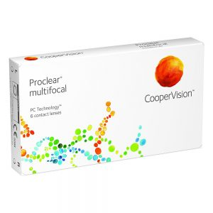 Proclear Multifocal D, 6-pk