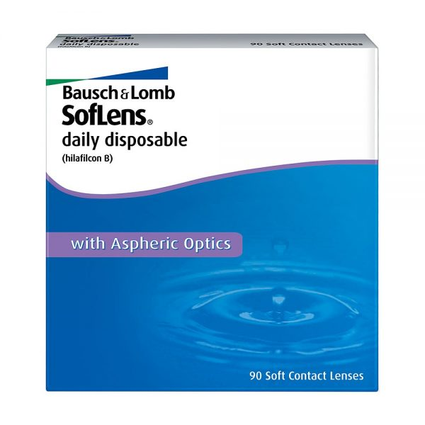SofLens Daily Disposable, 90-pk
