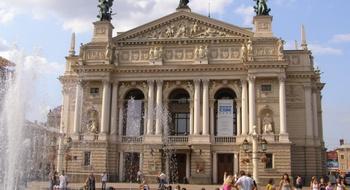 Львов – город-музей