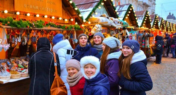 Christmas events in Lviv from 01/06 -19/01