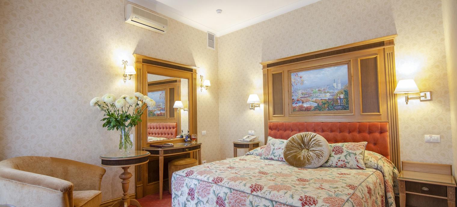 Luxury Suite. 1