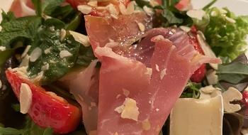 June hit: Strawberry menu in Lviv restaurants