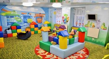Детская комната в гостинице «Швейцарский»