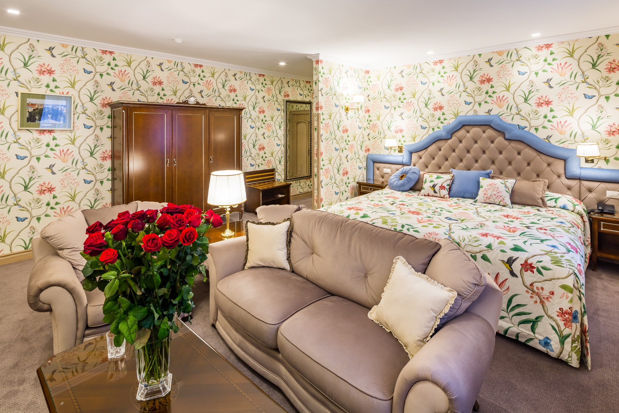 Family Rooms at the Swiss Hotel