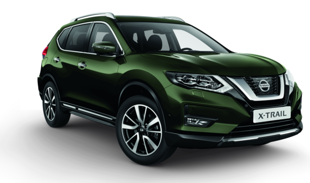 X-TRAIL dCi 150 N-Connecta 2WD Xtronic 5 seats ProPilot