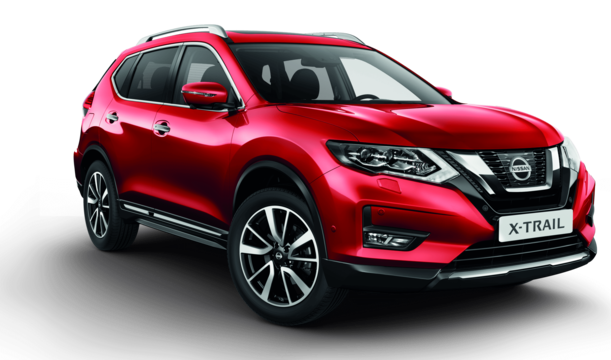 X-TRAIL DIG-T 160 Acenta 2WD DCT 5 seats