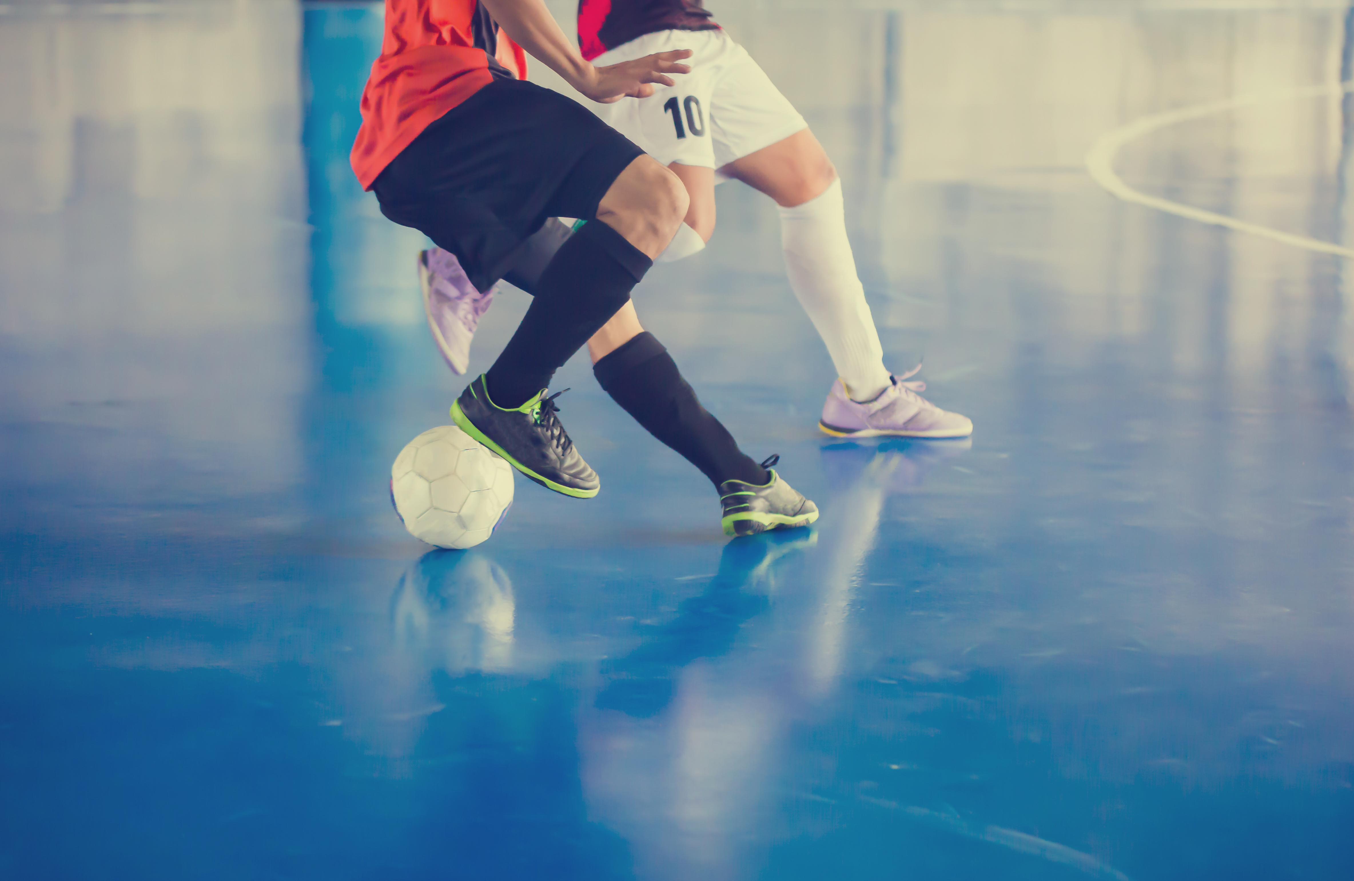 Futsal expands its arena with solutions from Norkring