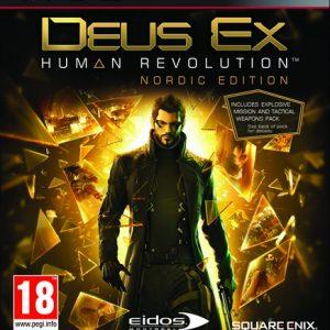 Deus Ex: Human Revolution (Nordic)