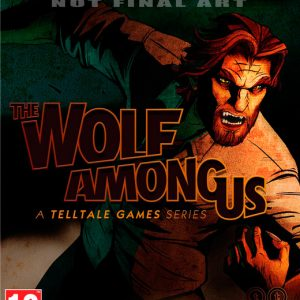The Wolf Among Us /Xbox One
