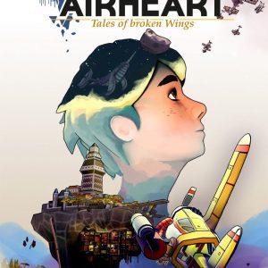 Airheart: Tales of Broken Wings (Import)