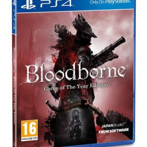 Bloodborne - Game of the Year Edition (Nordic)