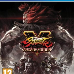 Street Fighter V (5) - Arcade Edition