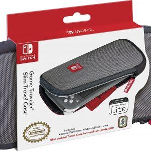Slim Travel Case Nintendo Switch Lite