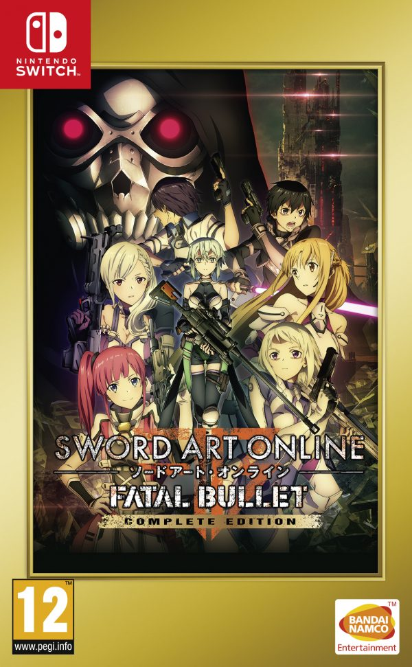 Sword Art Online: Fatal Bullet (Complete Edition)