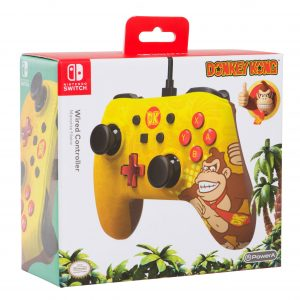 PowerA Wired Controller - Donkey Kong