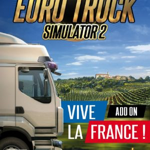 Euro Truck Simulator 2 - Vive La France! Add-On