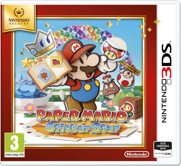 Paper Mario: Sticker Star (Selects)
