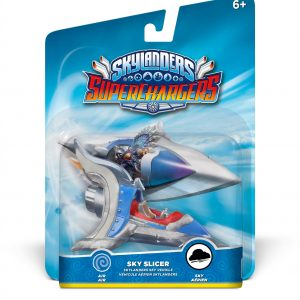 Skylanders SuperChargers - Vehicle - Sky Slicer