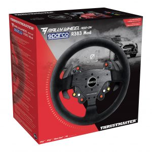 Rally Wheel Add-On Sparco R383 Mod