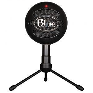 Blue - Microphone Snowball ICE Black