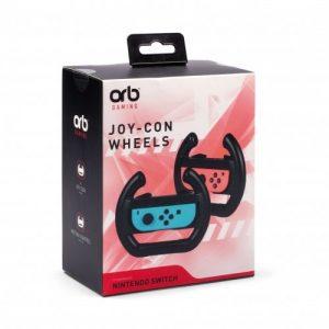 Nintendo Switch Semi Joy-Con Racing Wheel