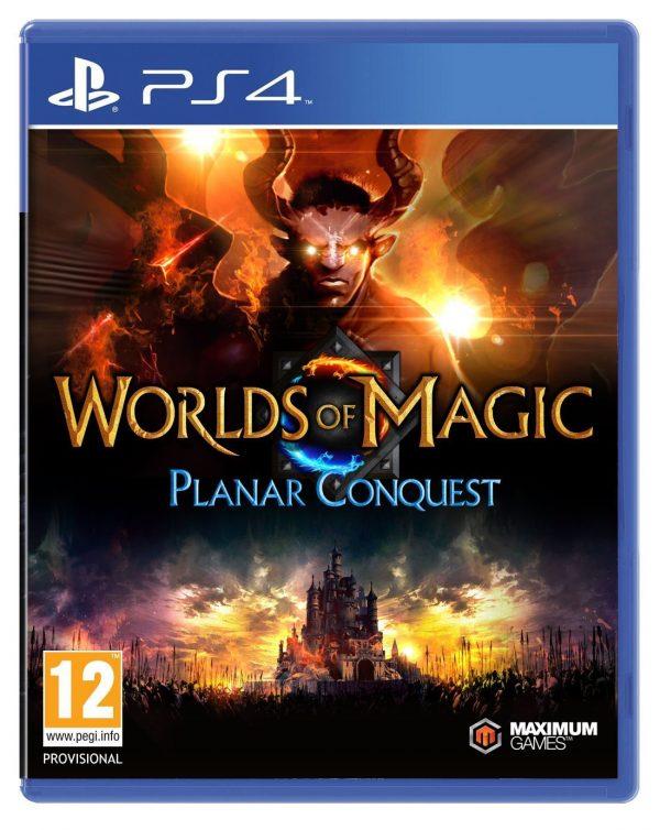 Worlds of Magic - Planar Conquest
