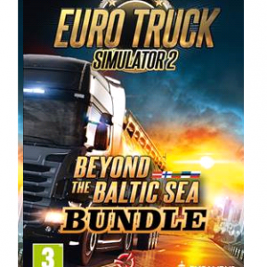 Euro Truck Simulator 2: Beyond the Baltic Sea (Bundle)