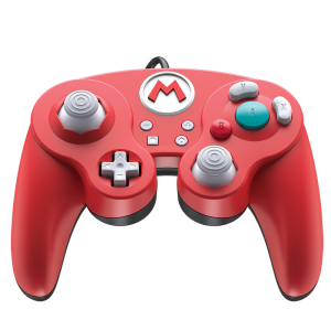 Nintendo Switch Wired Smash Pad Pro Mario
