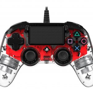Nacon Compact Controller LED (Red)