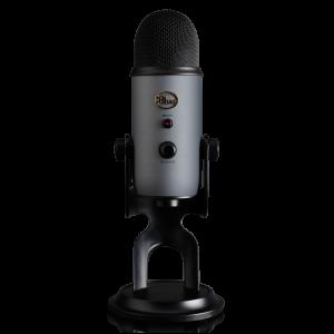 Blue - Microphone Yeti Slate