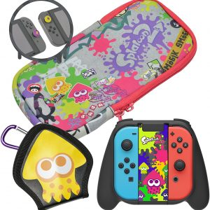 HORI Splatoon 2 Deluxe Splat Pack
