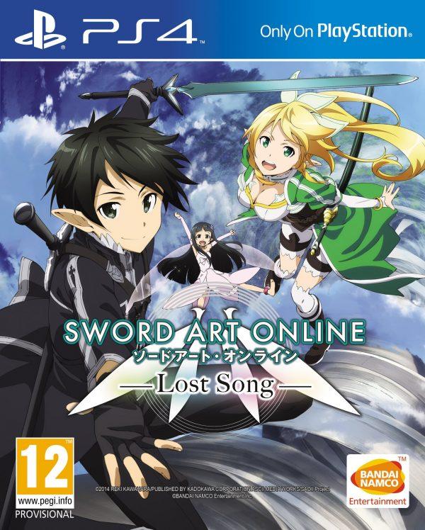 Sword Art Online 3: Lost Songs