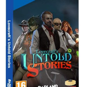 Lovecraft's Untold Stories (Collector's Edition)
