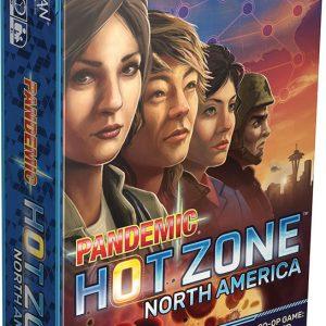 Pandemic - Hot Zone North America (Nordic) (ZMGZM7141NOR)