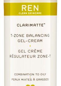 REN - Clairmatte T-Zone Balancing Gel Cream 50 ml