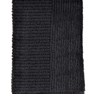 Zone - Classic Towel 50 x 100 cm - Black (330072)