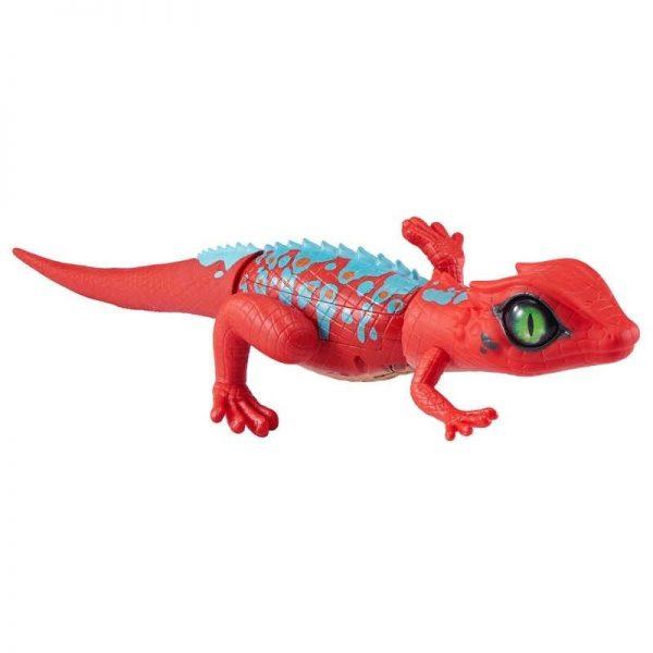 Robo Alive - Lizard - Red/Blue