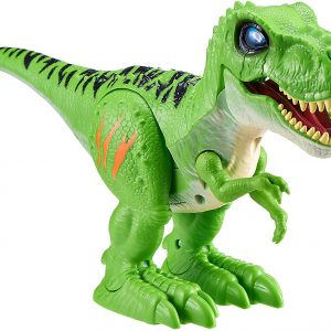 Robo Alive -Attacking T-Rex - Green