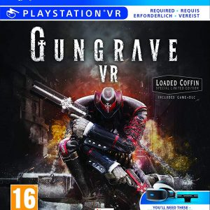 GUNGRAVE VR 'Loaded Coffin Edition'