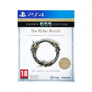 Elder Scrolls Online - Tamriel Unlimited - Crown Edition
