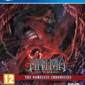 Anima Gate Of Memories: The Nameless Chronicles
