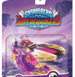 Skylanders SuperChargers - Vehicle - Splatter Splasher