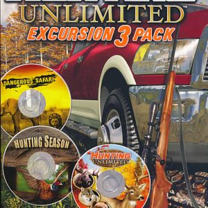 Hunting Unlimited Excursion 3 Pack