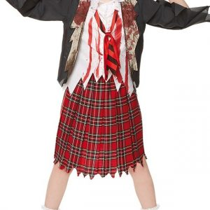 Zombie High School Girl - Teen Costume (Size 158 - 164)