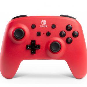 PowerA Enhanced Wireless Controller - Red