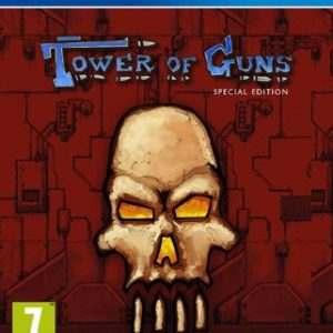 Tower of Guns - Limited Edition Steelbook